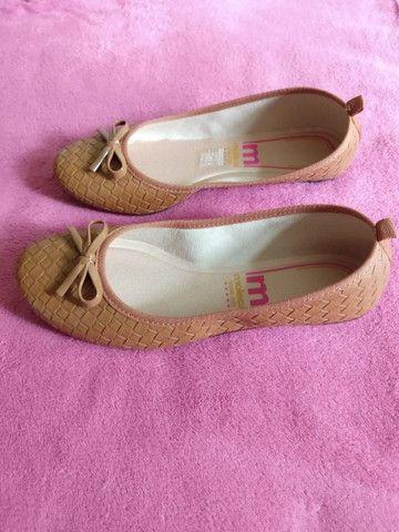 Sapatilha/Sapato/Sandália Moleca - Vários modelos e tamanhos - Novos com Nota Fiscal - Foto 2