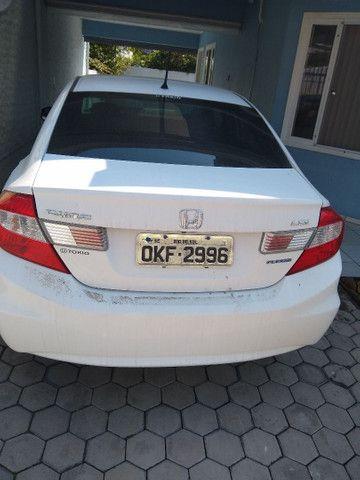 Honda Civic LXS 1.8 completo - Foto 6