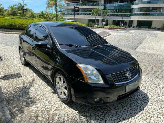Nissan sentra S 2008 blindado 3a 2020 pago oportunidade - Foto 3