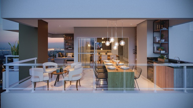 Apartamento alto padrão, próx. Goiânia Shopping, 152 m² - Foto 7