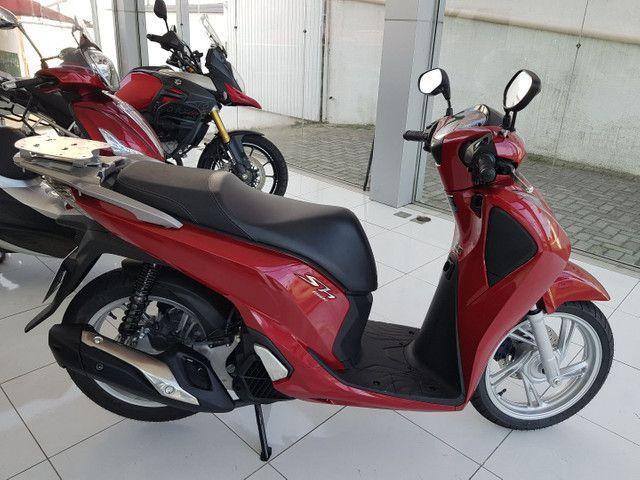 Honda SH 150 2020/21 novíssima!!!! - Foto 2