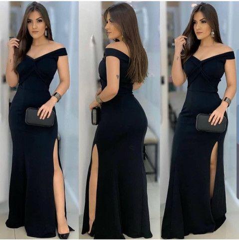Vestido luxo  - Foto 5