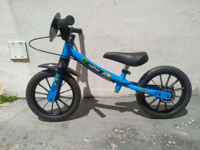 Bicicleta Infantil Nathor (Equilíbrio - sem pedal) - Foto 3