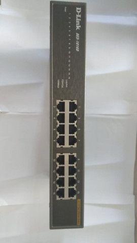 Switch D-link Des-1016a