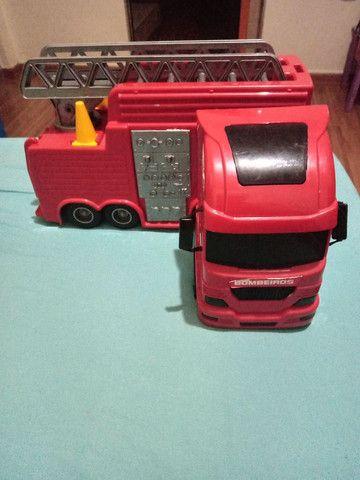 Carro de bombeiro - Foto 4