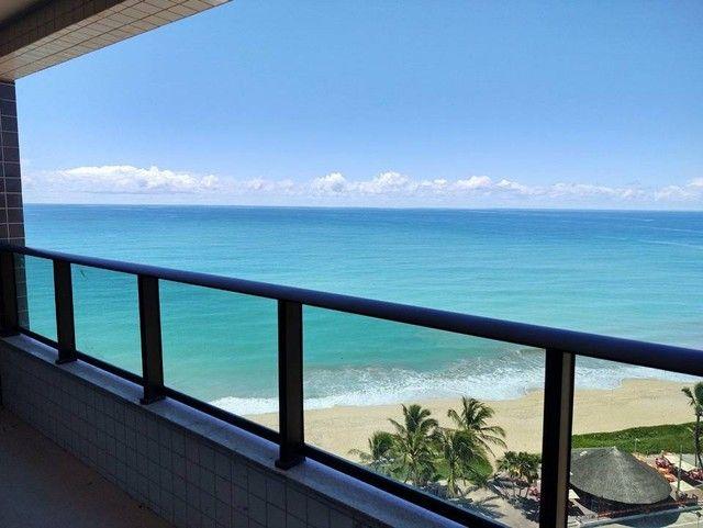 Apartamento beira mar a venda com 4 suítes em Maceió Evolution Sea Parque. Mega área de la - Foto 2