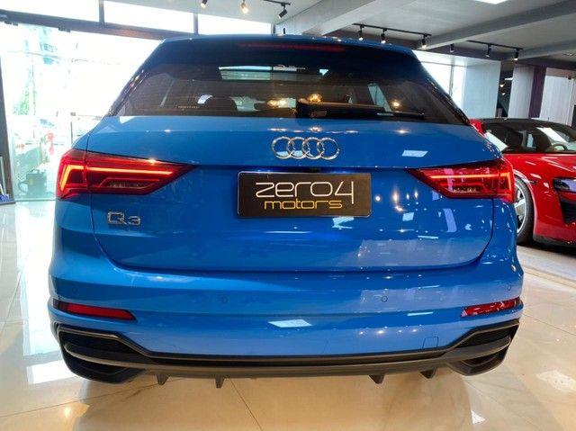 Audi Q3 2021, 1.4 35 TFSI BLACK S LINE S TRONIC, apenas 3.000 km, configuração exclusiva  - Foto 20