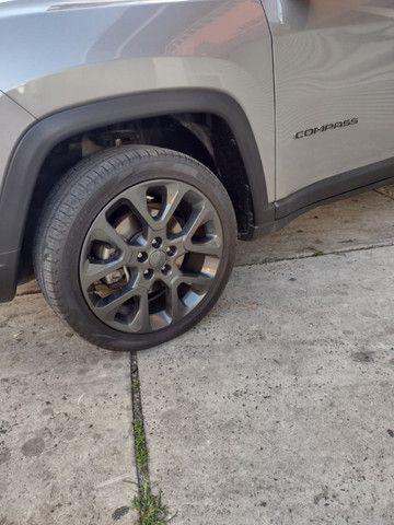 Jeep Compass 2.0 Limited 4x4 Diesel Automático - Foto 16
