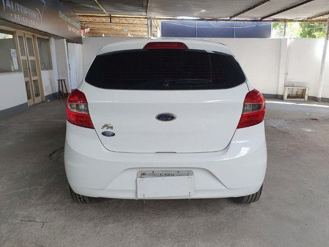 Ford Ka 1.0 Completo !!! Vistoriado 2021 !!! Todas as revisões feitas pela Autofort  - Foto 6