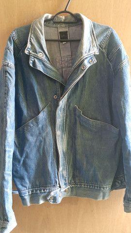Jaquetas jeans vintage