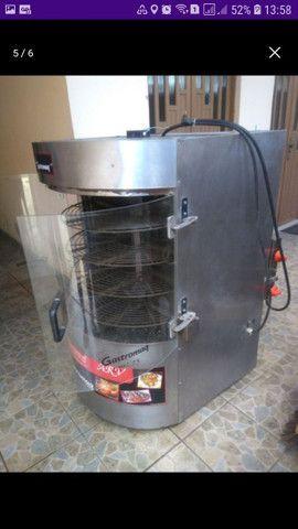 Vendo,máquina de frango! - Foto 6