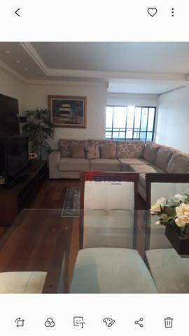 Apartamento com 4 dormitórios à venda, 251 m² por R$ 850.000,00 - Aterrado - Volta Redonda - Foto 4