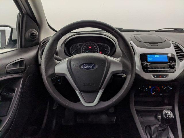 Ford Ka 1.0 Se 2019 Sedan - Foto 8