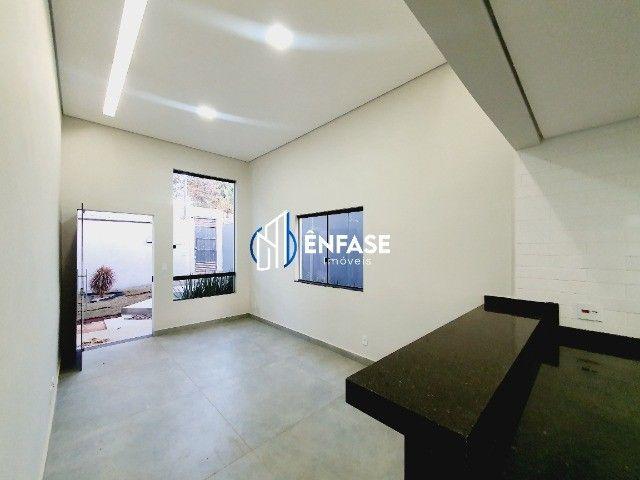 Casa moderna e com 03 quartos disponível para venda no bairro Fernão Dias em Igarapé - Foto 5
