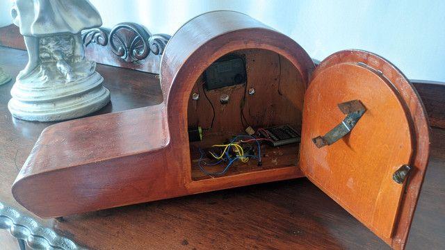 Relógio Silco Antigo - Foto 4