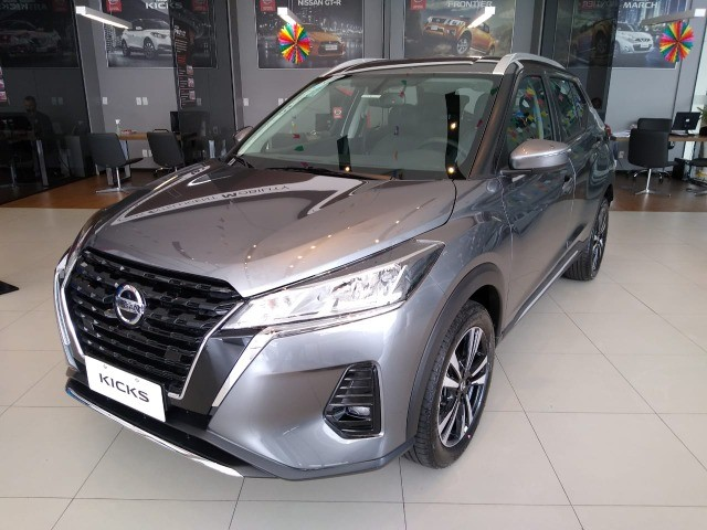 Nissan Kicks Advance CVT 2021/ 2022