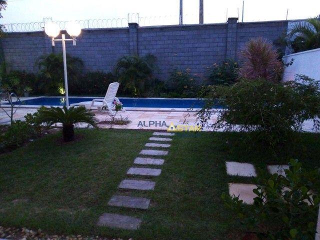 Casa com 3 dormitórios à venda, 429 m² por R$ 3.200.000,00 - Alphaville Fortaleza - Eusébi - Foto 7