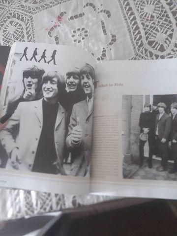 Livro: A história ilustrada dos Beatles - Foto 4