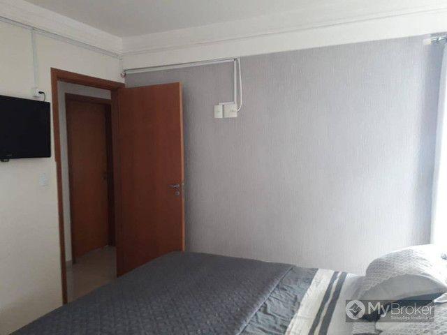 Apartamento com 4 dormitórios à venda, 120 m² por R$ 800.000,00 - Setor Nova Suiça - Goiân - Foto 12