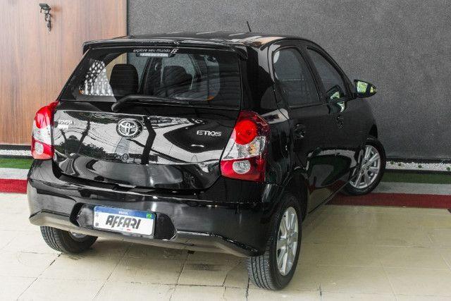Toyota Etios X Plus 2020 Automático - Foto 6