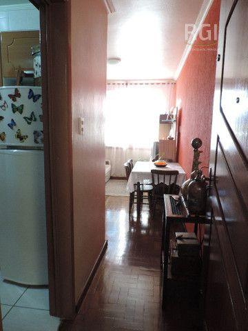 Apartamento à venda com 1 dormitórios em São sebastião, Porto alegre cod:NK19743 - Foto 6