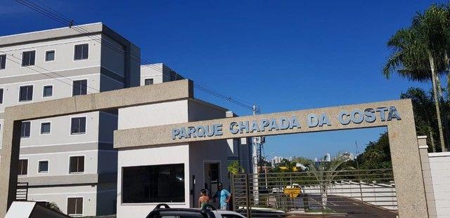 apartamento no condomínio Chapada da Costa