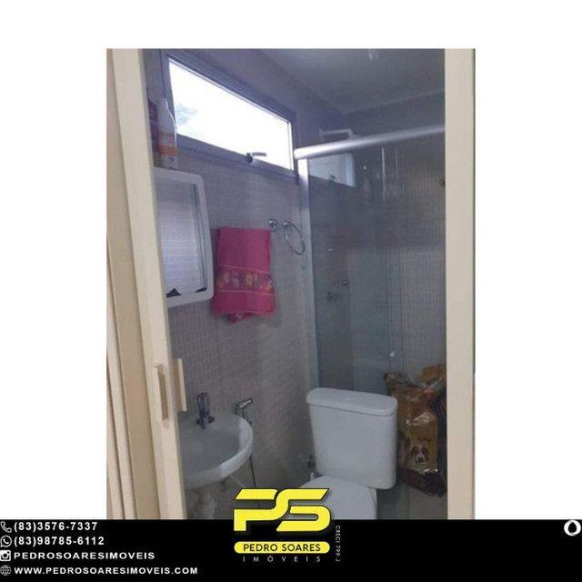 Apartamento com 3 dormitórios à venda, 63 m² por R$ 150.000 - Expedicionários - João Pesso - Foto 7