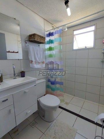 Vende-se ótimo apartamento de 02 quartos na QC 15 por R$255.000,00. - Foto 12