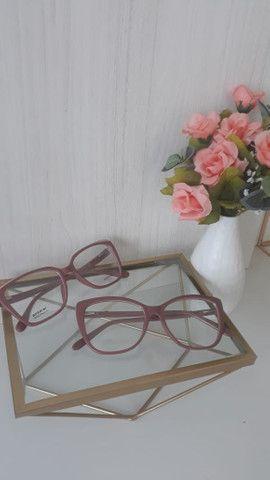 Óculos graduados e sol  - Foto 6