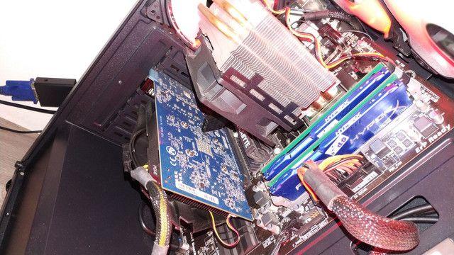 Kit Fx6300 + 16gb RAM + GA970ad3p - Foto 3
