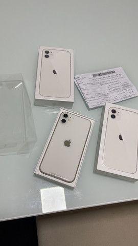 iPhone 11 128gb lacrado com nota  - Foto 2