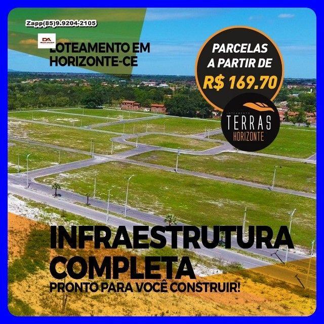 Lotes Terras Horizonte - Venha investir-&#@& - Foto 3
