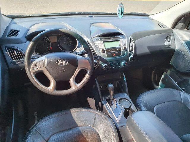 hyundai ix35 2012 automática impecável financia e aceita troca - Foto 6