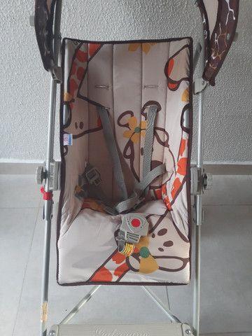 Carrinho de Passeio Girafinha - Foto 4