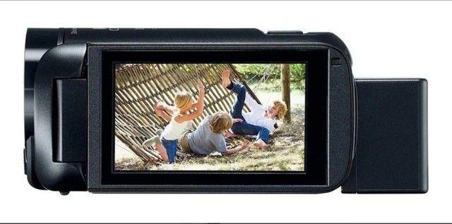 Câmera  semiprofissional Canon Vixia HF R800 Full HD  - Foto 5