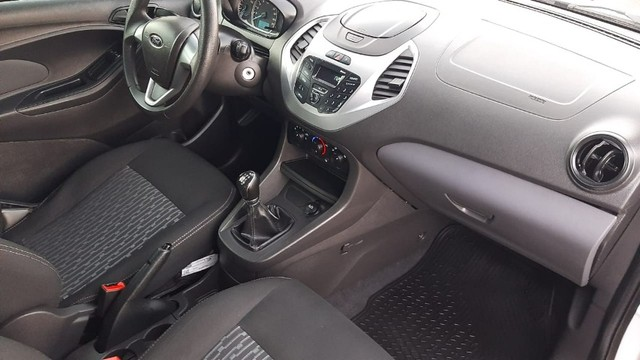 Ford Ka 1.5 SE 2017 Impecável! - Foto 7