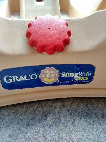 Bebe conforto cadeirinha Graco - Foto 2
