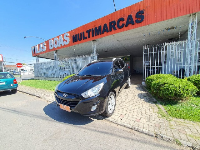 hyundai ix35 2012 automática impecável financia e aceita troca - Foto 3