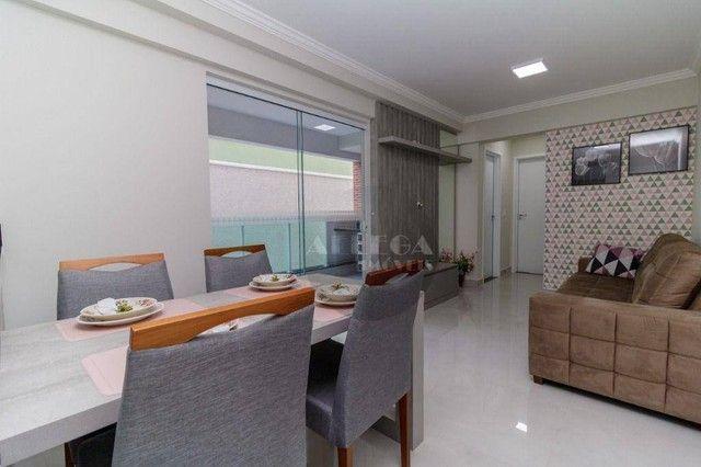 Apartamento Garden com 2 dormitórios à venda, 59 m² por R$ 427.000,00 - Fanny - Curitiba/P - Foto 4