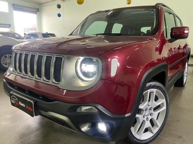 Jeep Renegade Limited 2019 Teto Panorâmico