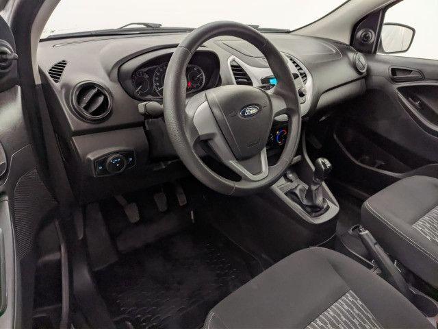 Ford Ka 1.0 Se 2019 Sedan - Foto 17