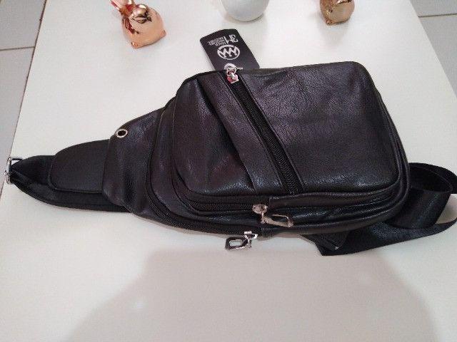 Bolsas de couro ecológico. - Foto 3