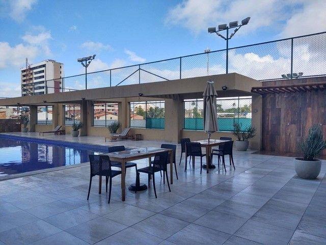 Apartamento beira mar a venda em Maceió com 250 metros quadrados com 4 suítes Ed. Gênova R - Foto 17