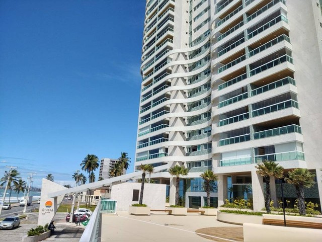Apartamento beira mar a venda em Maceió com 250 metros quadrados com 4 suítes Ed. Gênova R - Foto 5