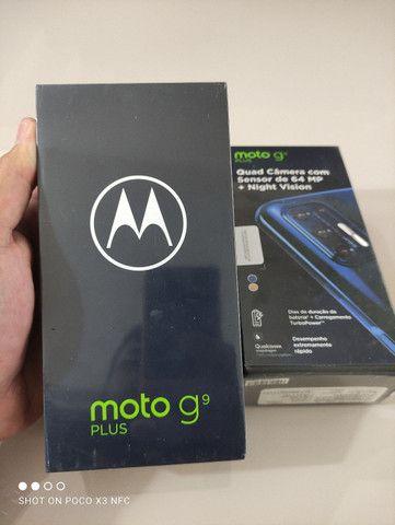 MOTO G9 PLUS 128GB LACRADO
