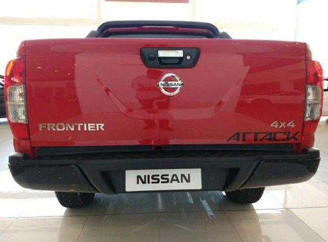 Nissan Frontier Attack 2.3 4x4 Diesel 190cv 2021/2021 0km - Foto 5