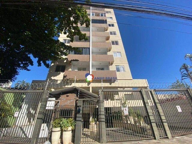 Apartamento com 2 dormitórios à venda, 63 m² por R$ 230.000,00 - Setor Leste Universitário