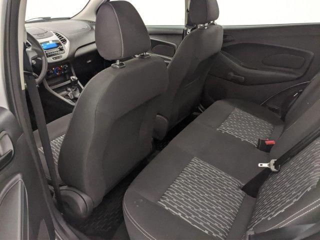 Ford Ka 1.0 Se 2019 Sedan - Foto 10