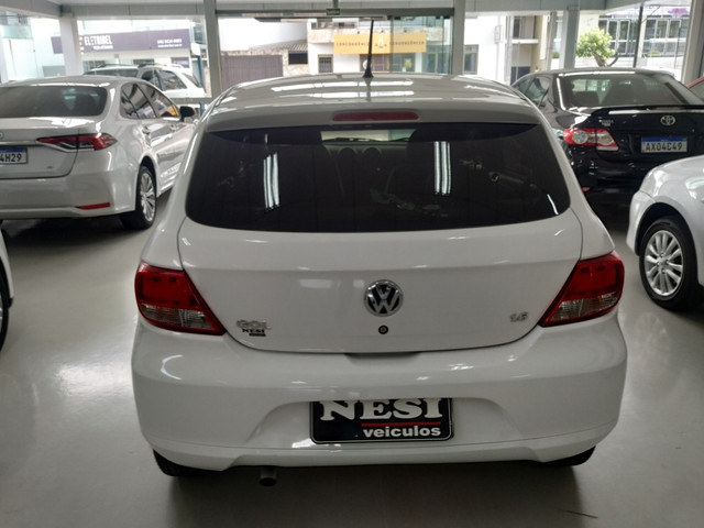 VW - VOLKSWAGEN GOL (NOVO) 1.6 MI TOTAL FLEX 8V 4P - Foto 5
