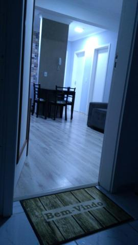 Apartamento com móveis planejados